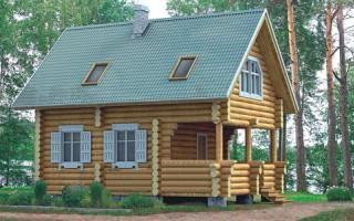 Дом ОЦ - 64.4 кв.м