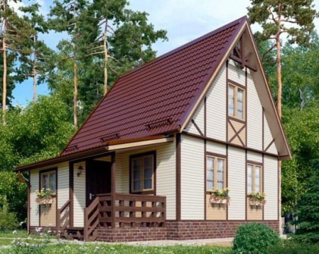 Дом К 58 м2