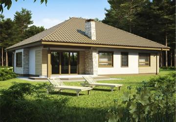 Проекты домов из ракушечника